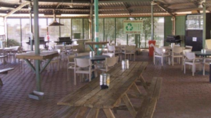 FIFO Outdoor Dining