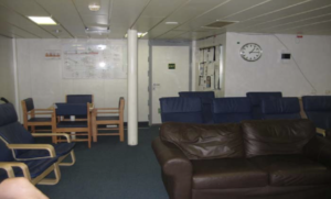 Offshore Lounge Facility