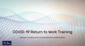 Return to Work Training